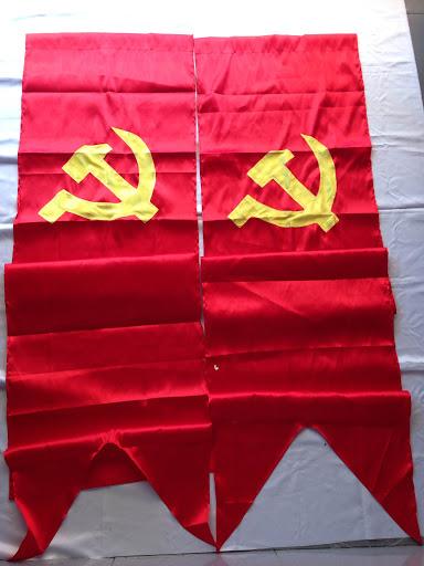 Bán cờ đuôi nheo tại Hà Nội