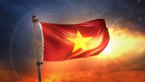 Hình ảnh lá cờ Việt Nam