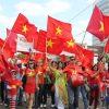 Là cờ Việt Nam thân thuộc với đời sống nhân dân