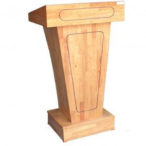 Bán bục phát biểu gỗ công nghiệp