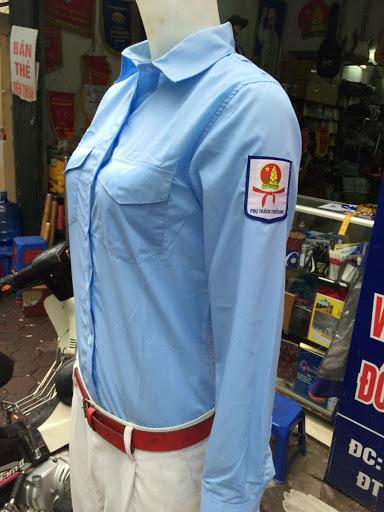 Bán áo tổng phụ trách đội giá rẻ đẹp