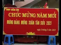Mua bảng nỉ dính chữ xốp tại Hà Nội