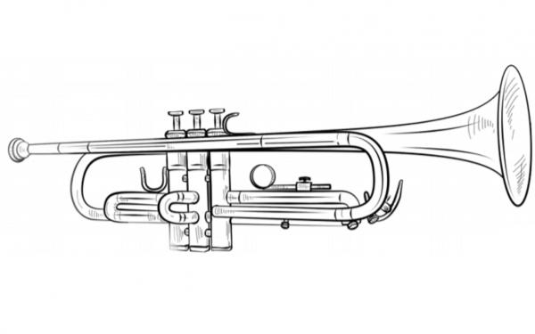 Cấu tạo kèn Trumpet chi tiết