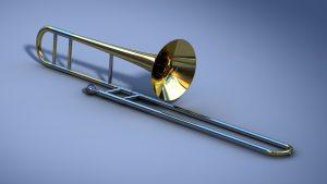 Giá bán kèn Trombone khá ưu đãi trên thị trường