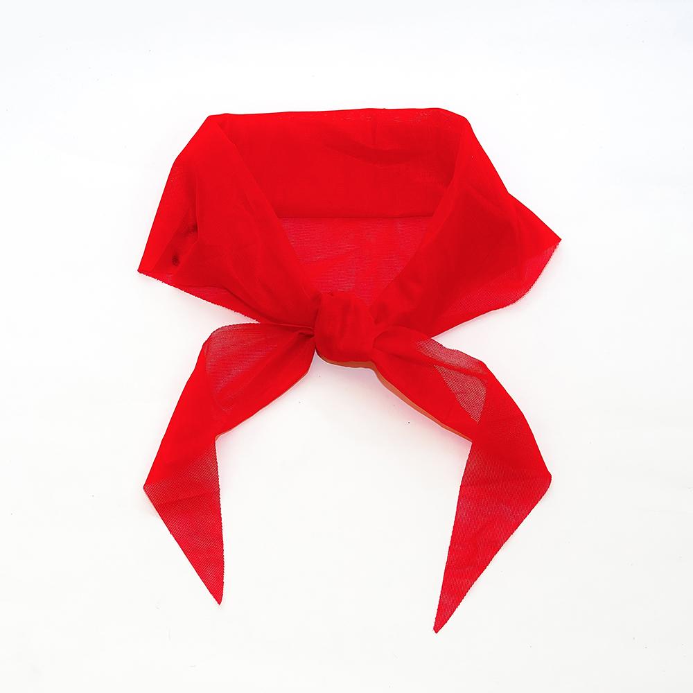 Mẫu khăn quàng đỏ