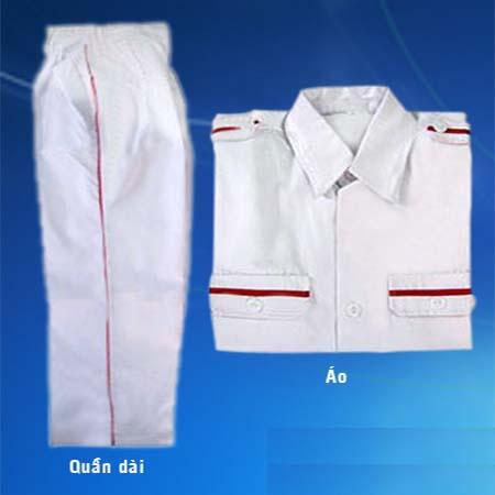 Kiểu dáng áo nghi thức đội viên