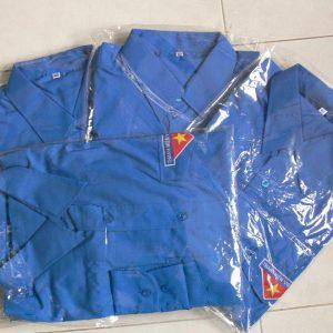 Mua áo đoàn thanh niên giá rẻ đẹp tại Hà Nội