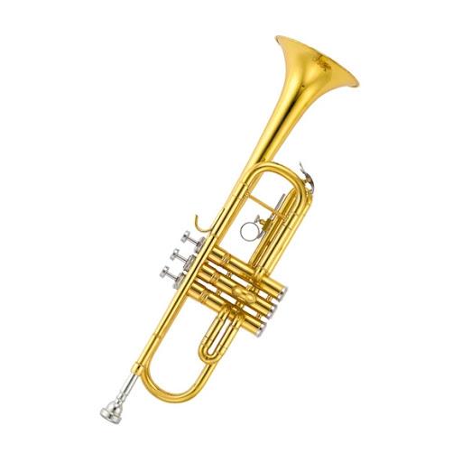 Thiết kế tinh xảo, cầu kỳ của kèn trumpet