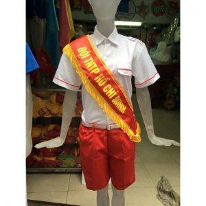 Thiết kế quần áo nghi thức đội