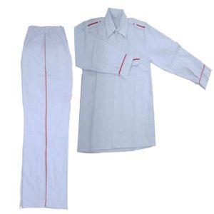 Thiết kế quần áo nghi thức dài tay