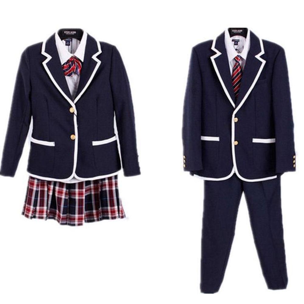 Thiết kế đồng phục học sinh theo trường