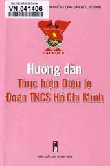 Các đầu sách lưu hành dành cho đoàn TNCS HCM
